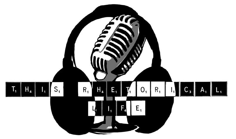 TRL Logo - Headphones, Microphone, and Scrabble Tiles