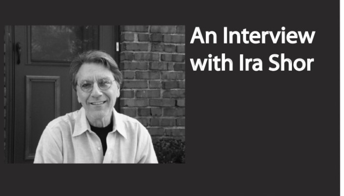 Episode 30: An Interview with Ira Shor